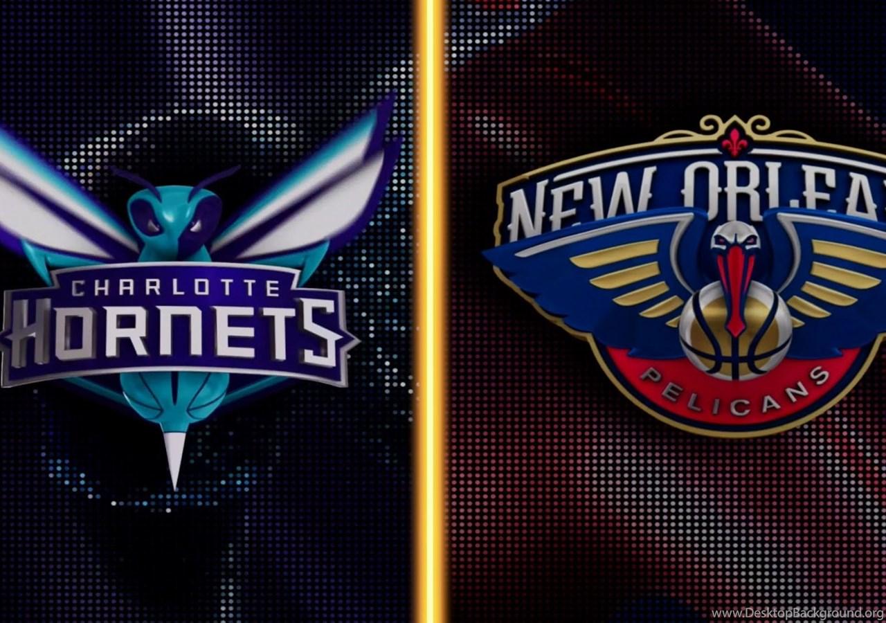 Nba 2k16 Gameplay Charlotte Hornets Vs New Orleans Pelicans 2 Desktop Background