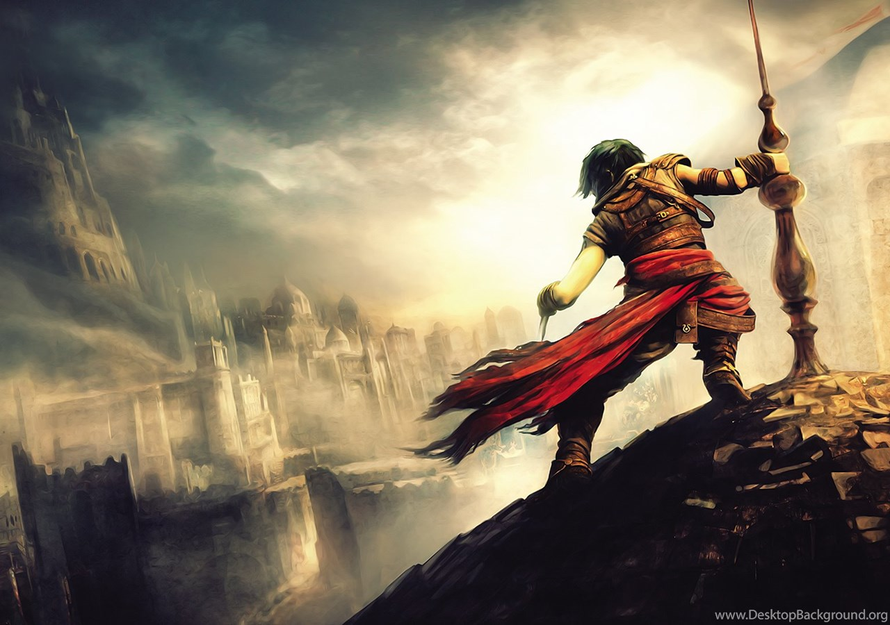 Prince Of Persia Hd Wallpapers Wallpapers Hd Fine Desktop Background