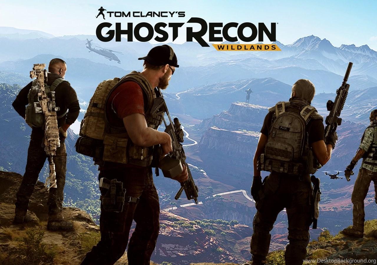 Ghost Recon Wildlands Wallpapers Desktop Background