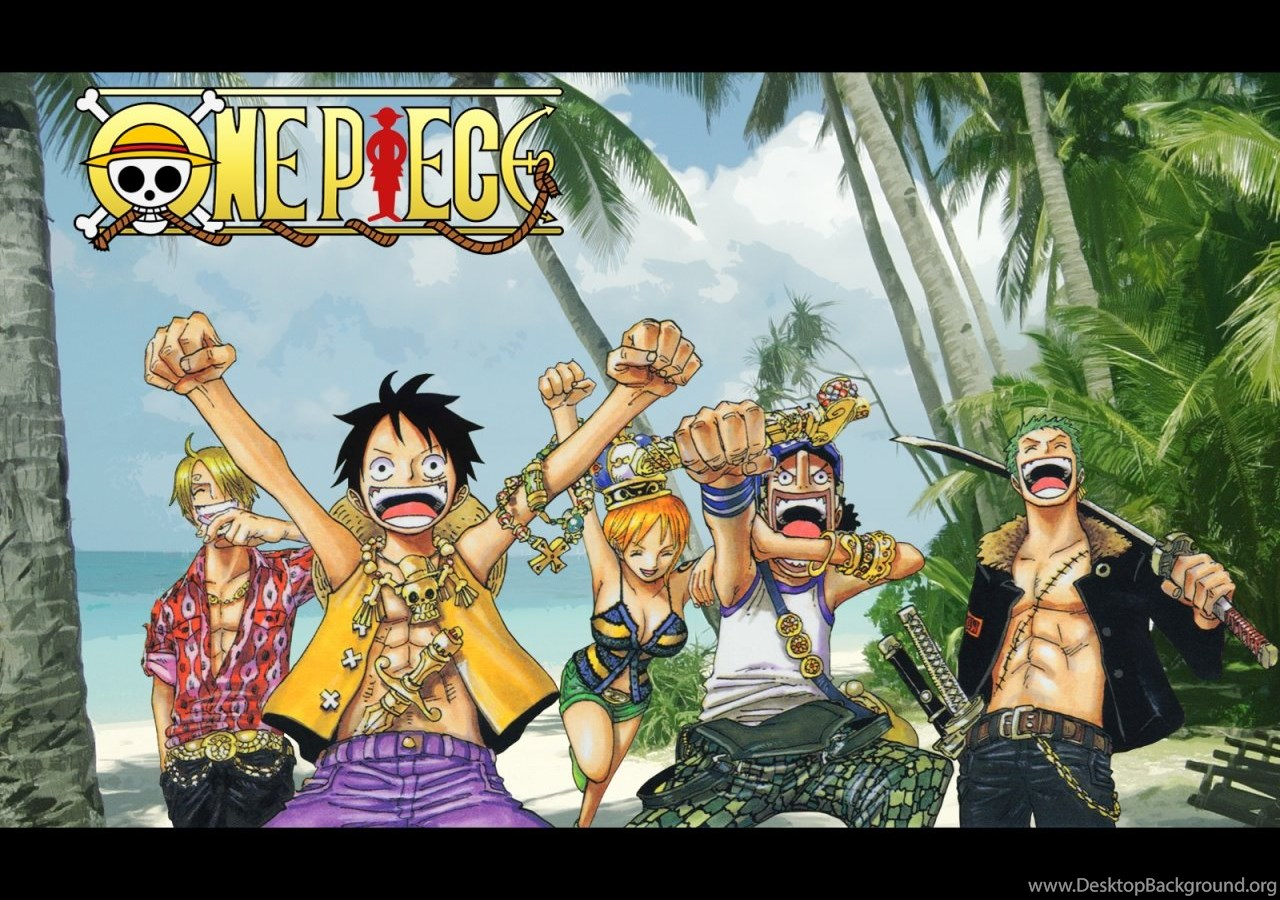 Straw Hat Pirates One Piece Wallpapers 25348170 Fanpop Desktop