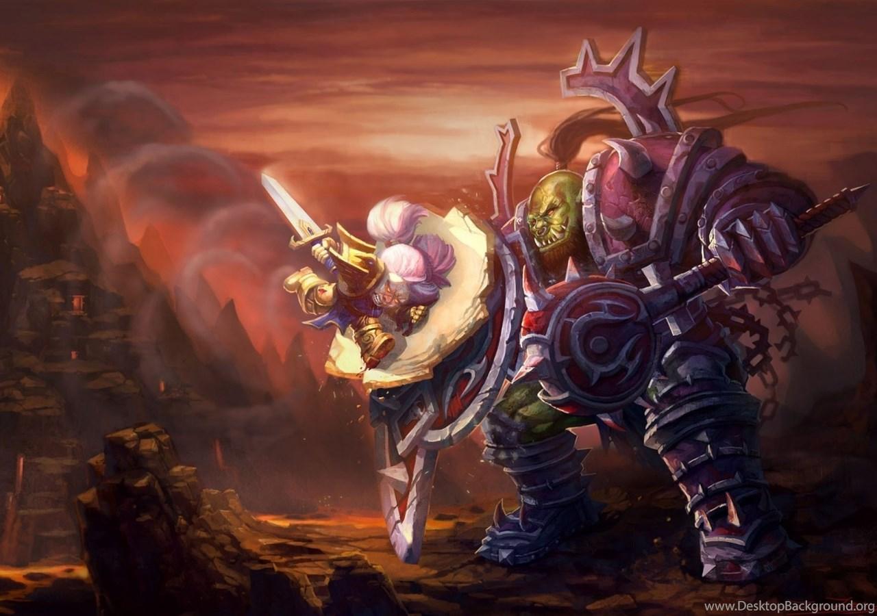 World of Warcraft orc flirts hentia comics