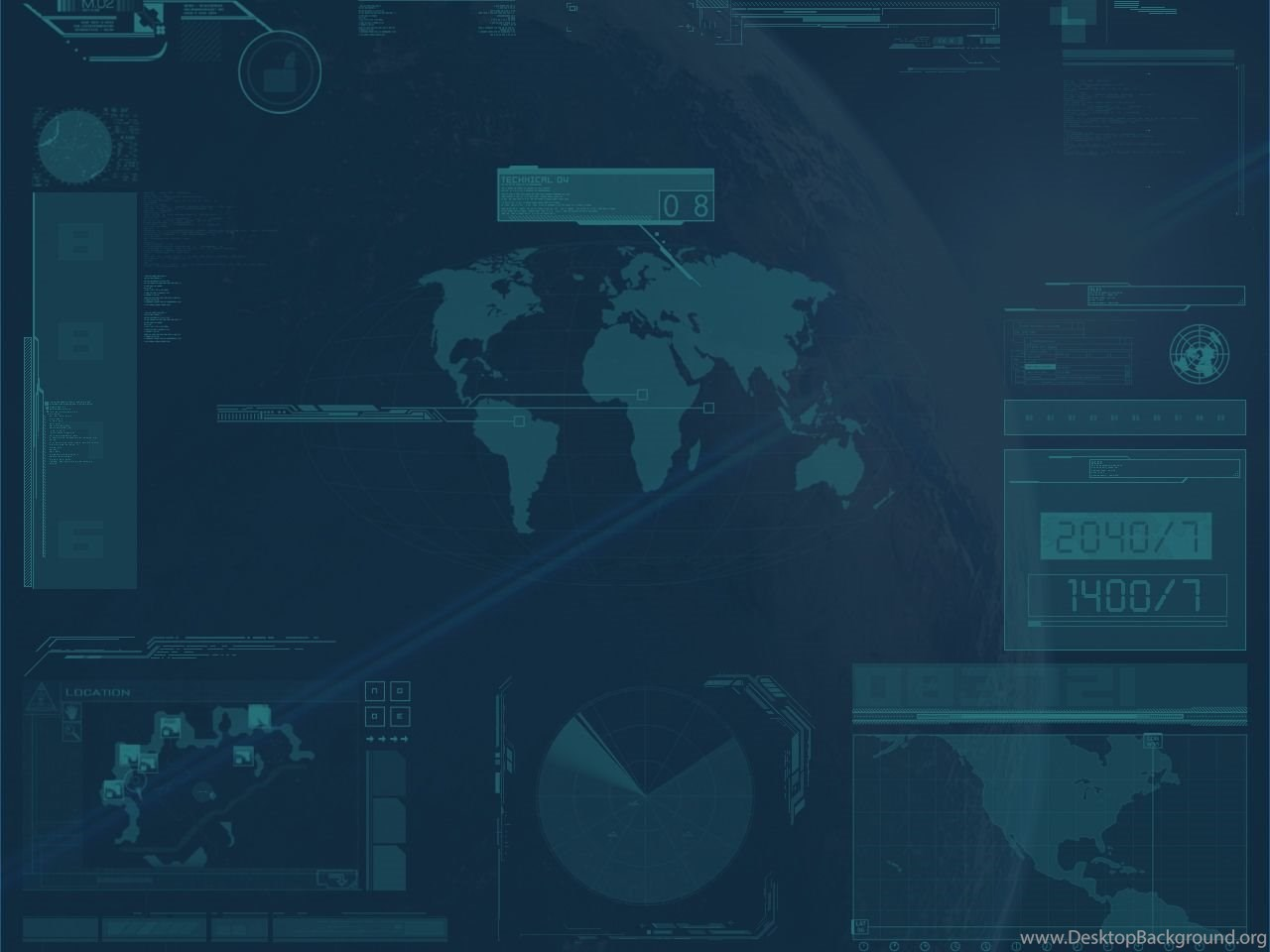 technical wallpapersintelnode on deviantart desktop background