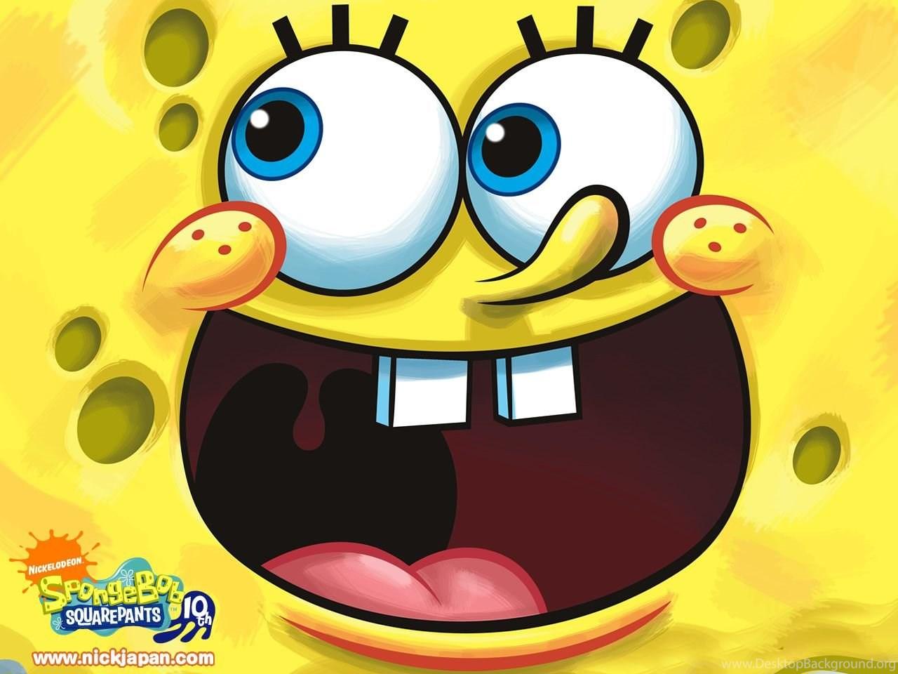 Spongebob Squarepants Character Hd Image Wallpapers For Iphone 6