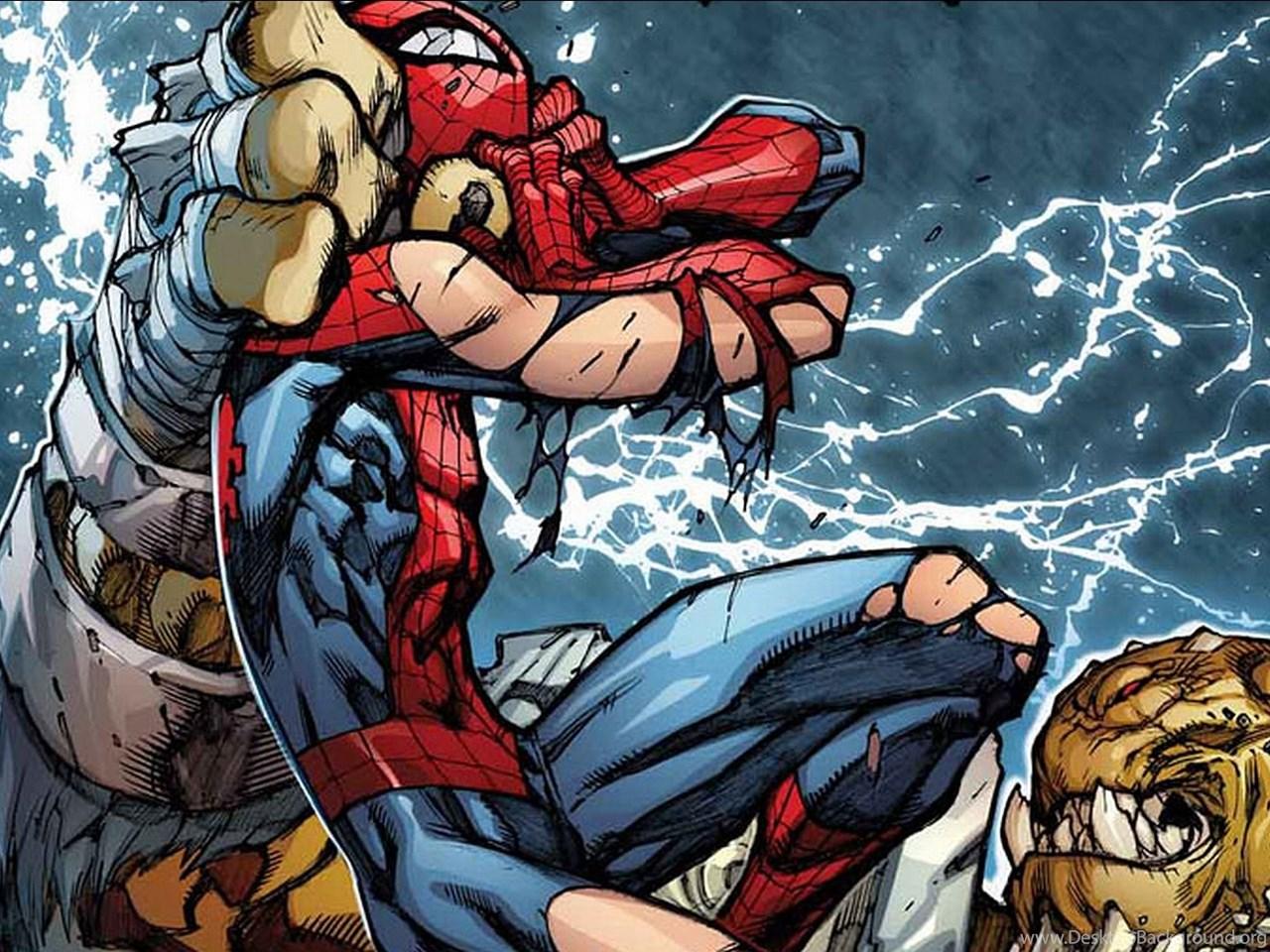 Spider Man Comic Wallpapers Bing Images Desktop Background