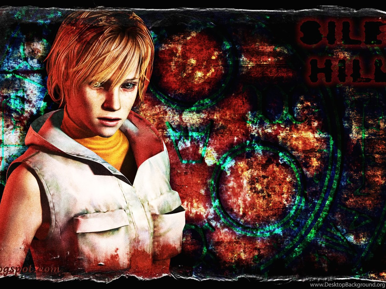 Games Movies Music Anime My Silent Hill 3 Hd Wallpapers 2 Desktop