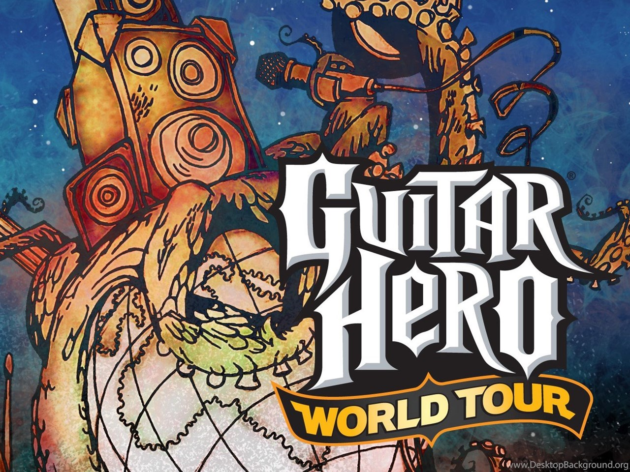 Guitar Hero Wallpapers 9 1920x1080 Pixels Wallpapers Tagged Game Desktop Background