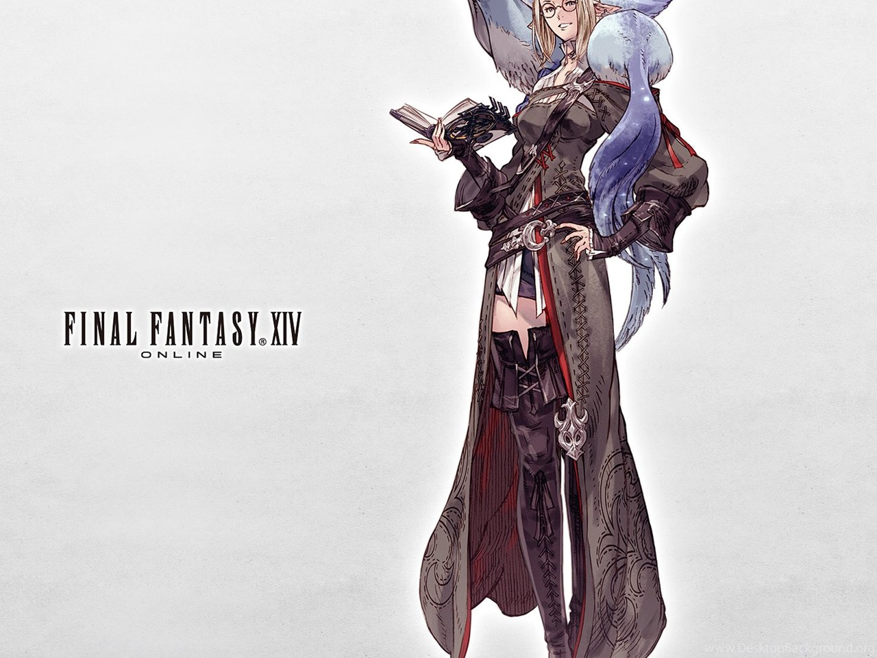 New FFXIV Fan Site Kit Released With Classes And Minions For