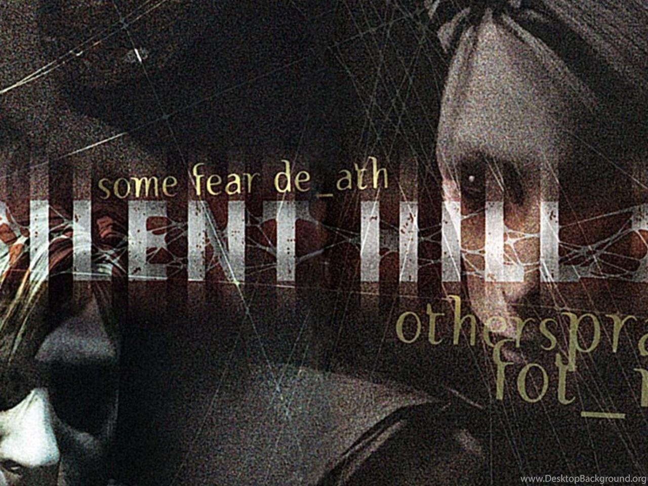 Some Fear Death Silent Hill 2 Hd Wallpapers Desktop Background