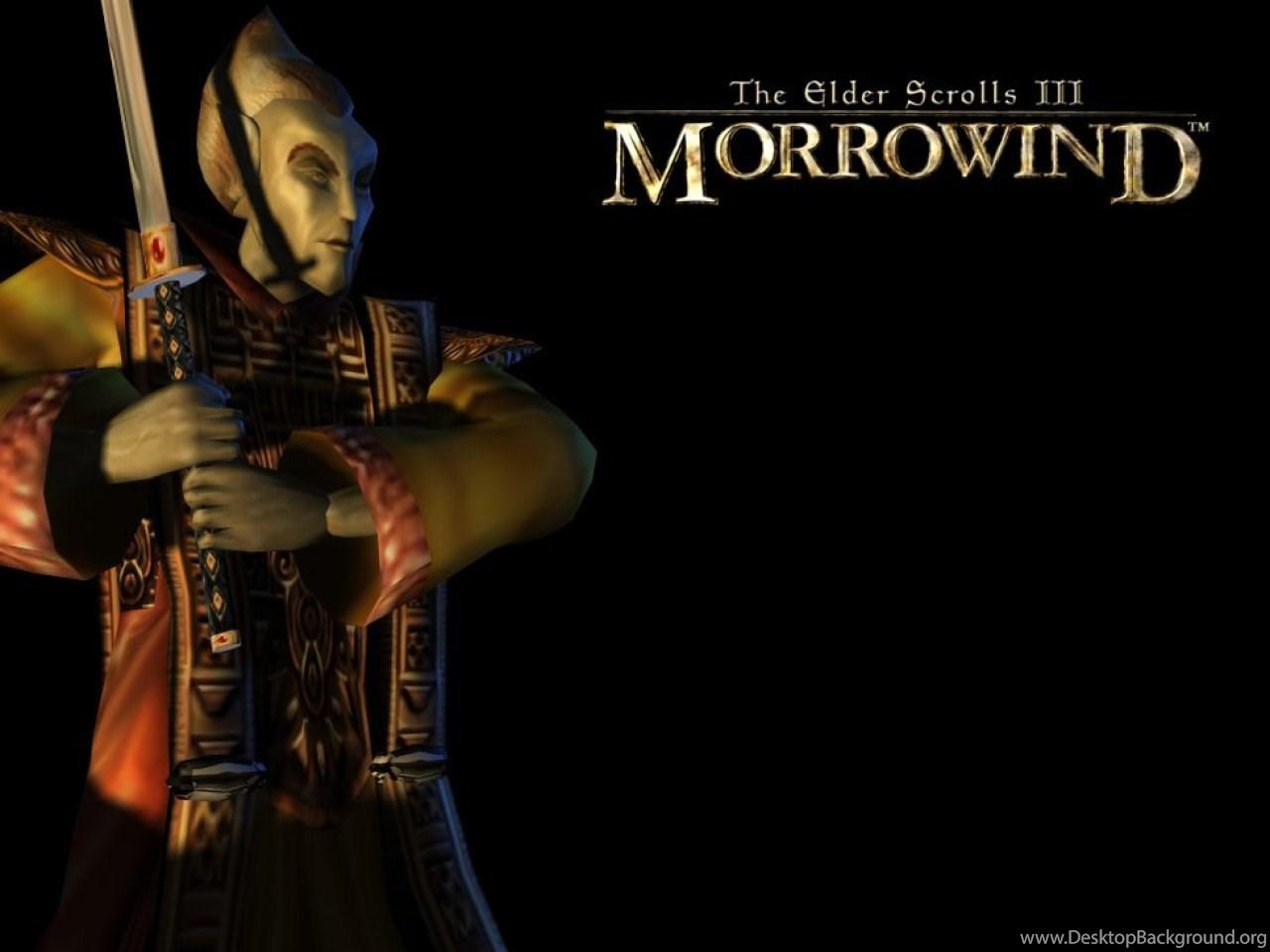 The Elder Scrolls Iii Morrowind Wallpapers Page 2 The Elder