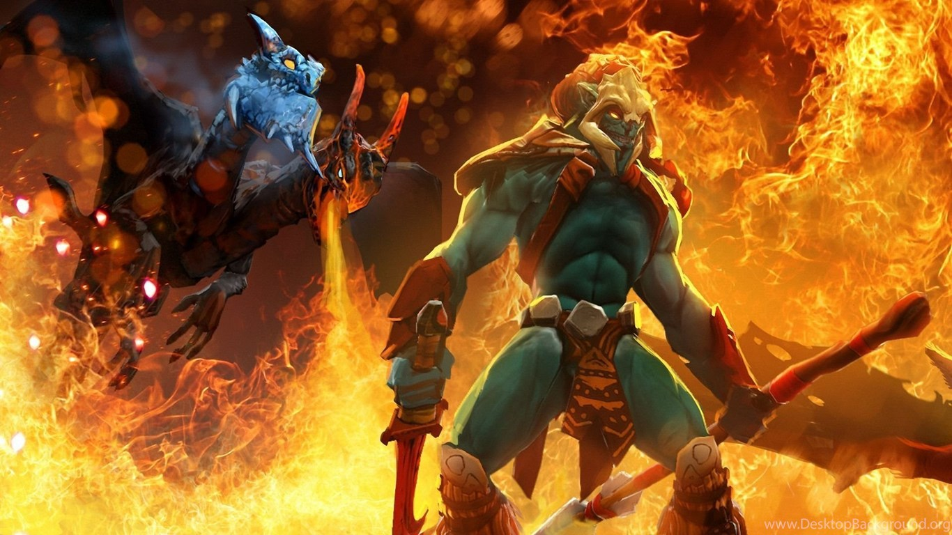 Dota 2 Wallpapers Desktop Background