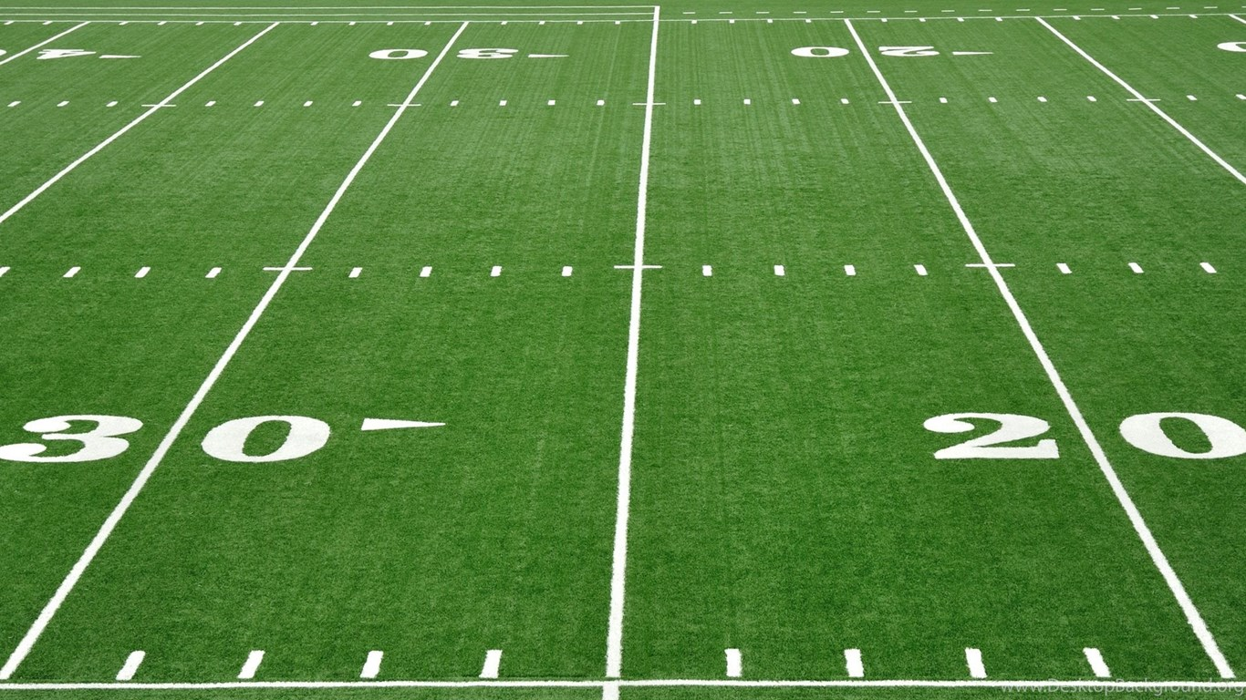 American football field wallpapers desktop background - Football field wallpaper hd ...