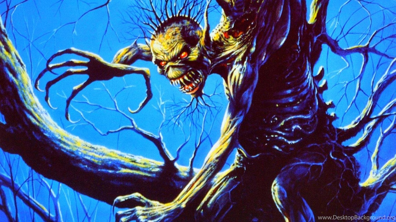 Iron Maiden HD Wallpapers Images New