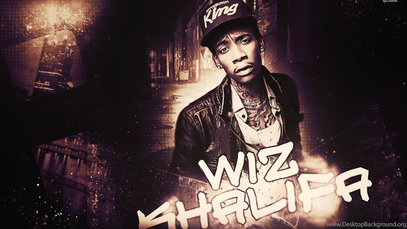 Wiz Khalifa Wallpapers Music Desktop Background