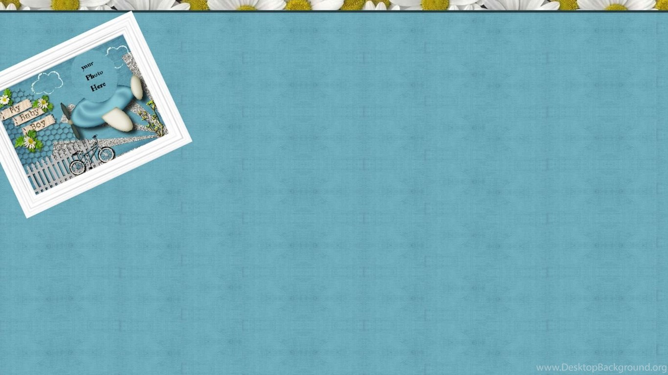 My Baby Boy Twitter Backgrounds Themes Desktop