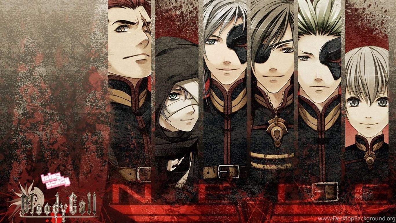 Bloody Call Wallpapers Zerochan Anime Image Board Desktop Background