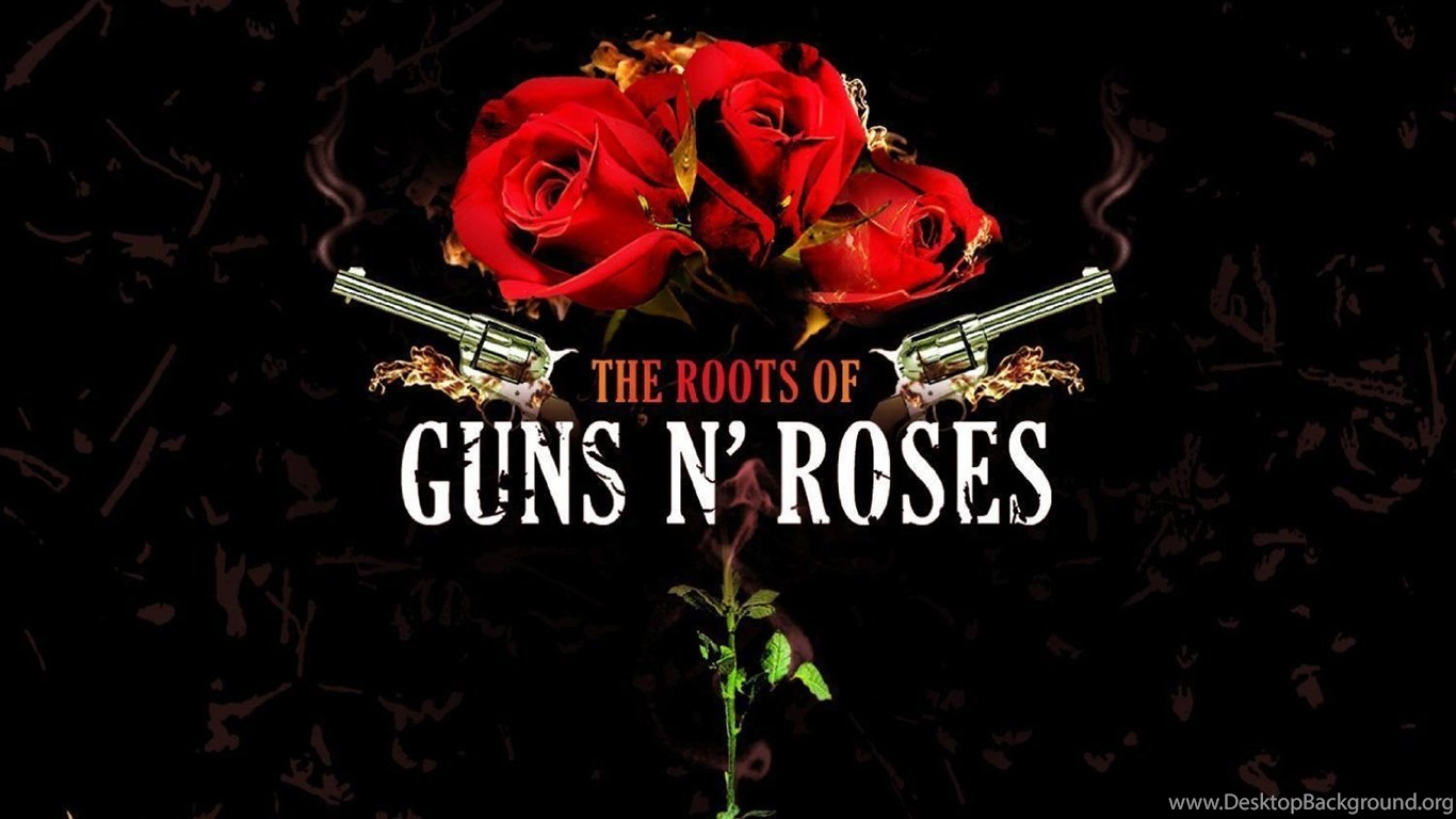 Guns N Roses Heavy Metal Hair Hard Rock Poster Wallpapers