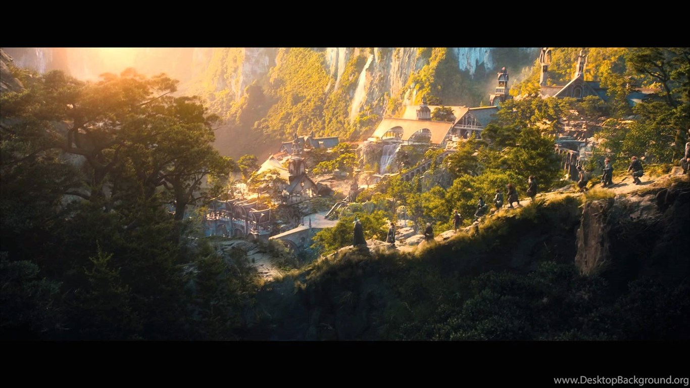 The Hobbit: An Unexpected Journey HD 'Not Alone' TV Spot On
