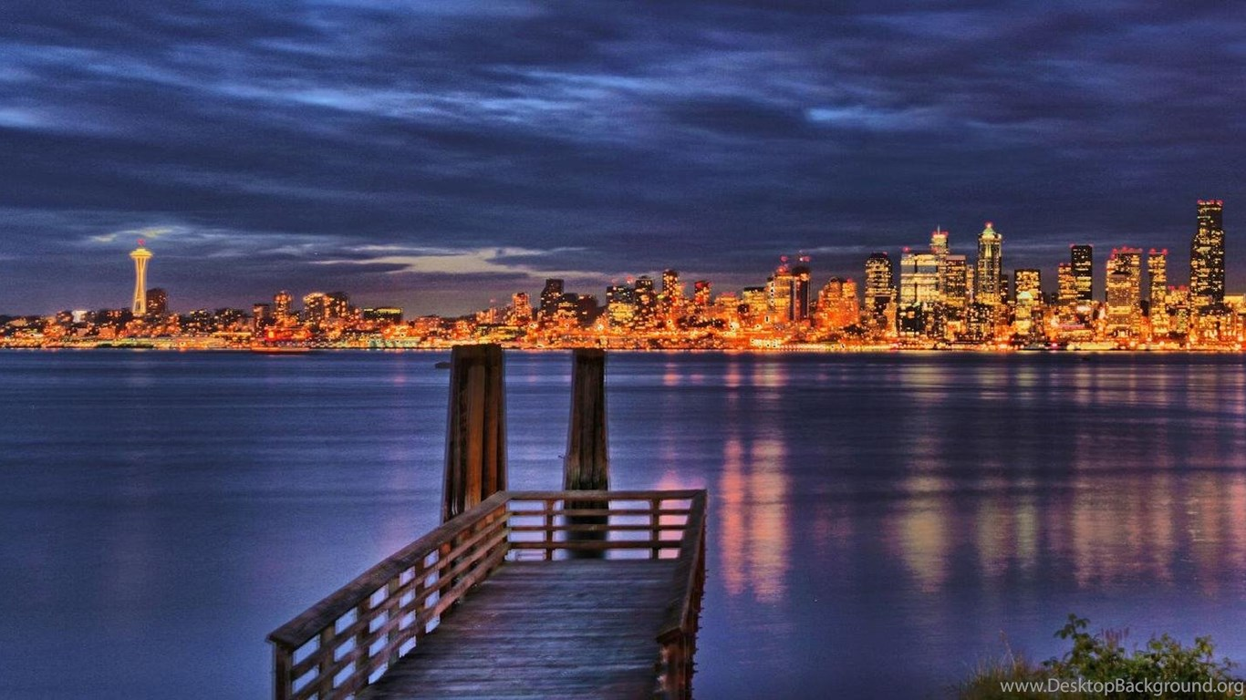 Seattle Hd Wallpapers Desktop Background