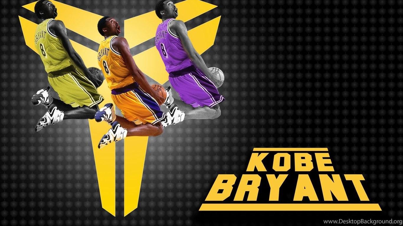 Kobe Bryant Logo Wallpapers 1 Hd Wallpapers Desktop Background