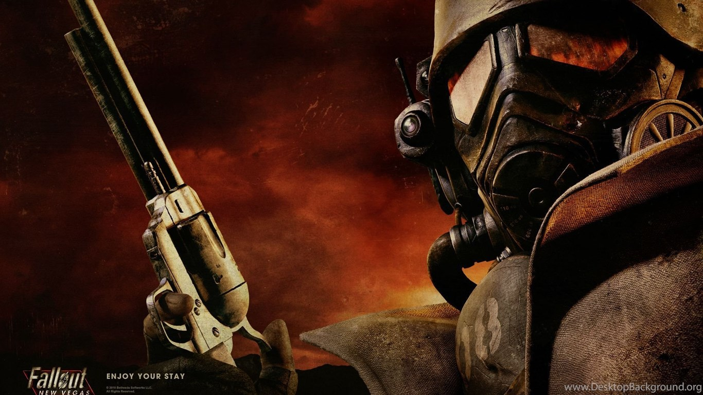 Fallout 3 New Vegas (#2395616) - HD Wallpaper & Backgrounds Download | 768x1366