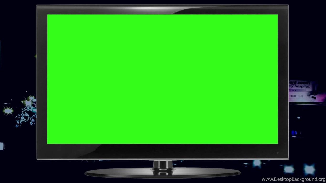 Green screen video loops