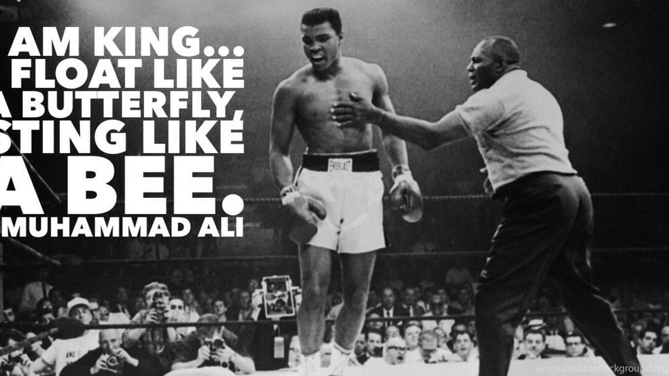 Quotes Muhammad Ali Knockouts Quotesgram Desktop Background