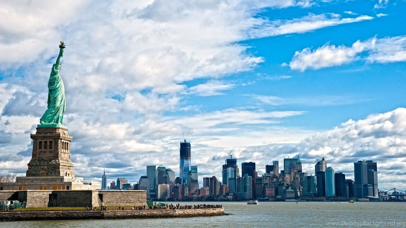 Free Download Wallpapers Hd Beautiful New York City Hd Desktop Desktop Background