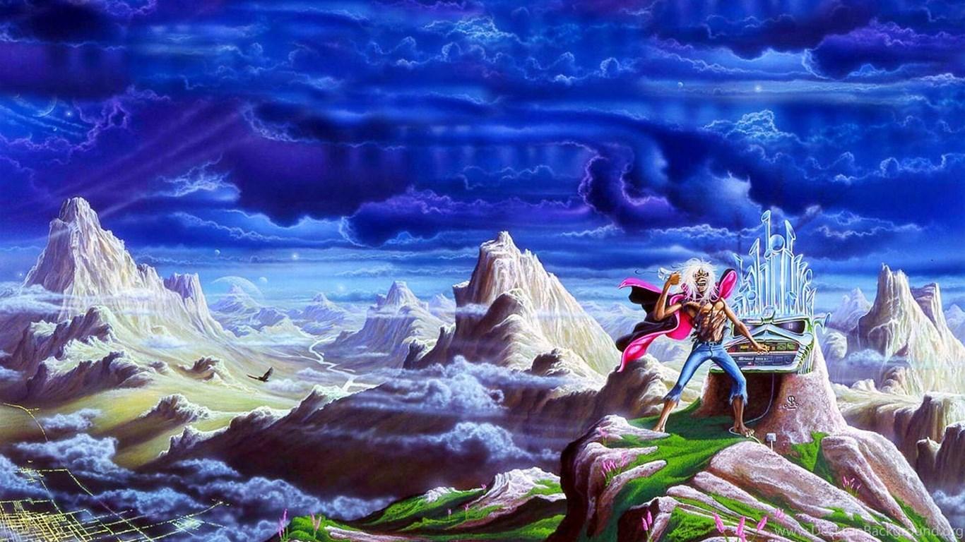 Iron Maiden Wallpapers Hd 1466163 Desktop Background