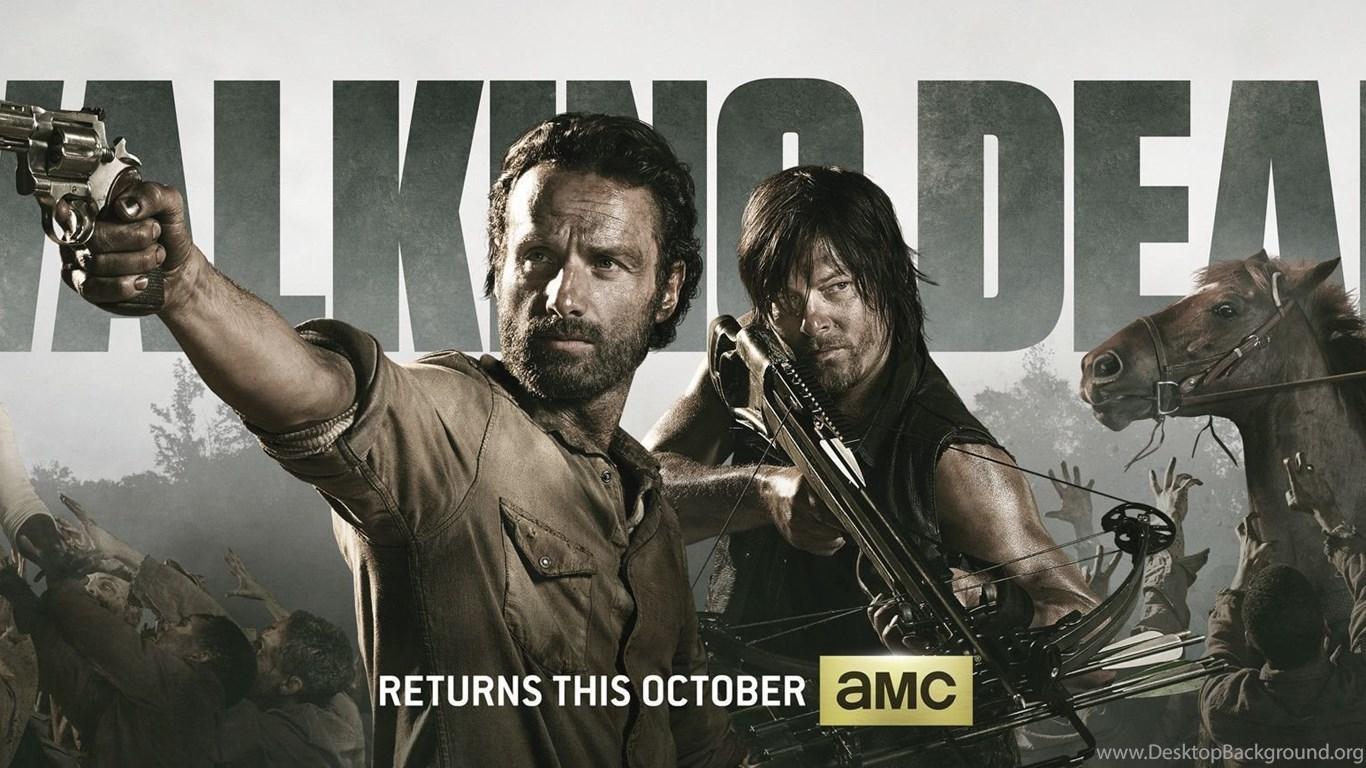 The Walking Dead Season 6 Wallpapers Desktop Background