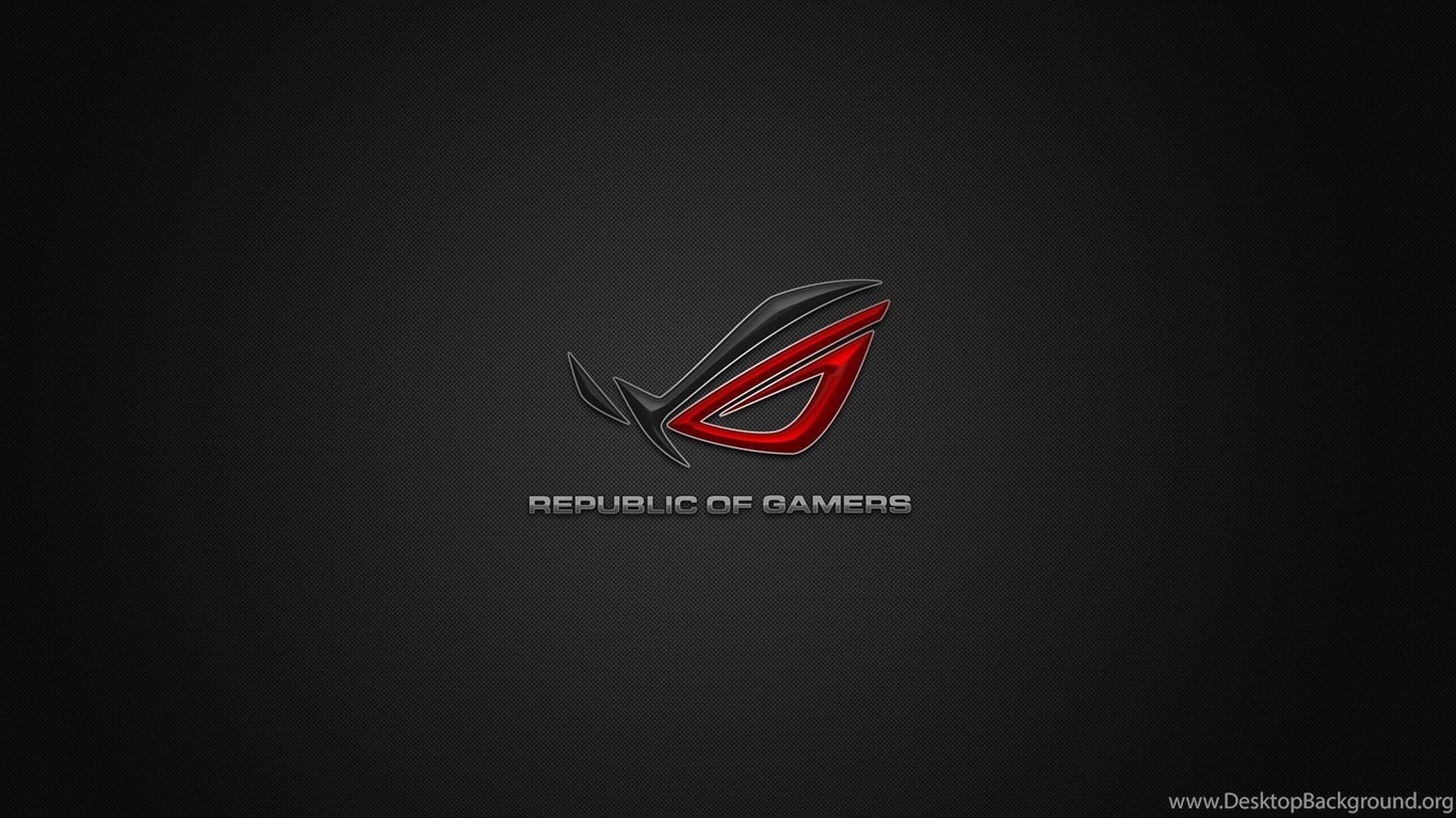 Asus Rog Wallpaper 1366x768 Gallery For Wallpapers