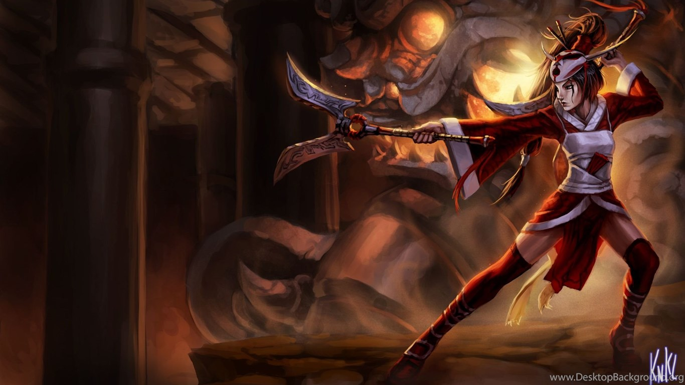 63 Akali League Of Legends Hd Wallpapers Desktop Background