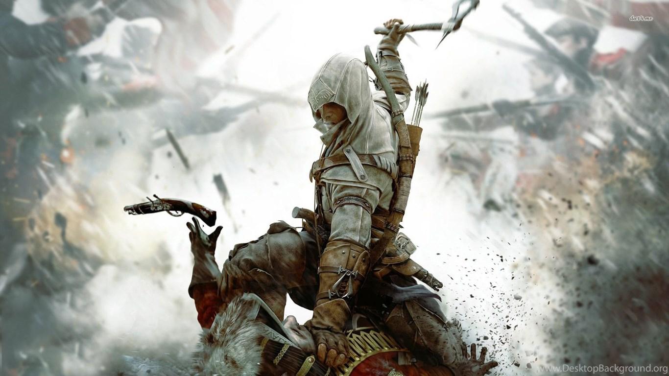 Hd Assassin S Creed Iii Wallpapers Desktop Background