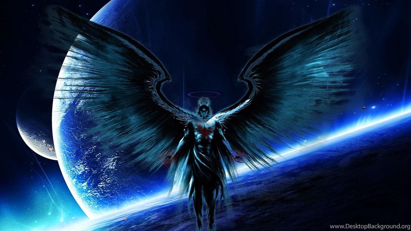 Dark Angel Desktop Wallpaper Dark Angel Pictures New Wallpapers Desktop Background