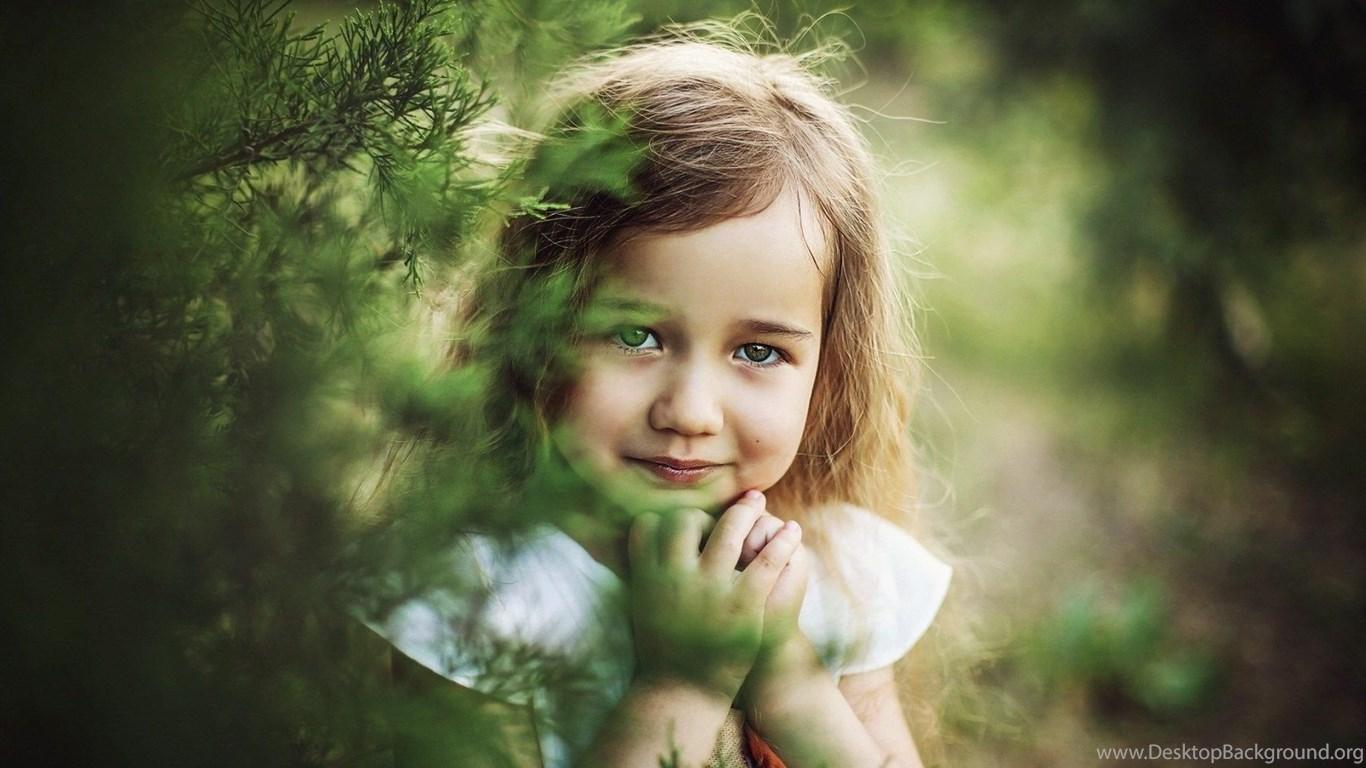 Beautiful Cute Baby Girls Hd Wallpapers Desktop Background