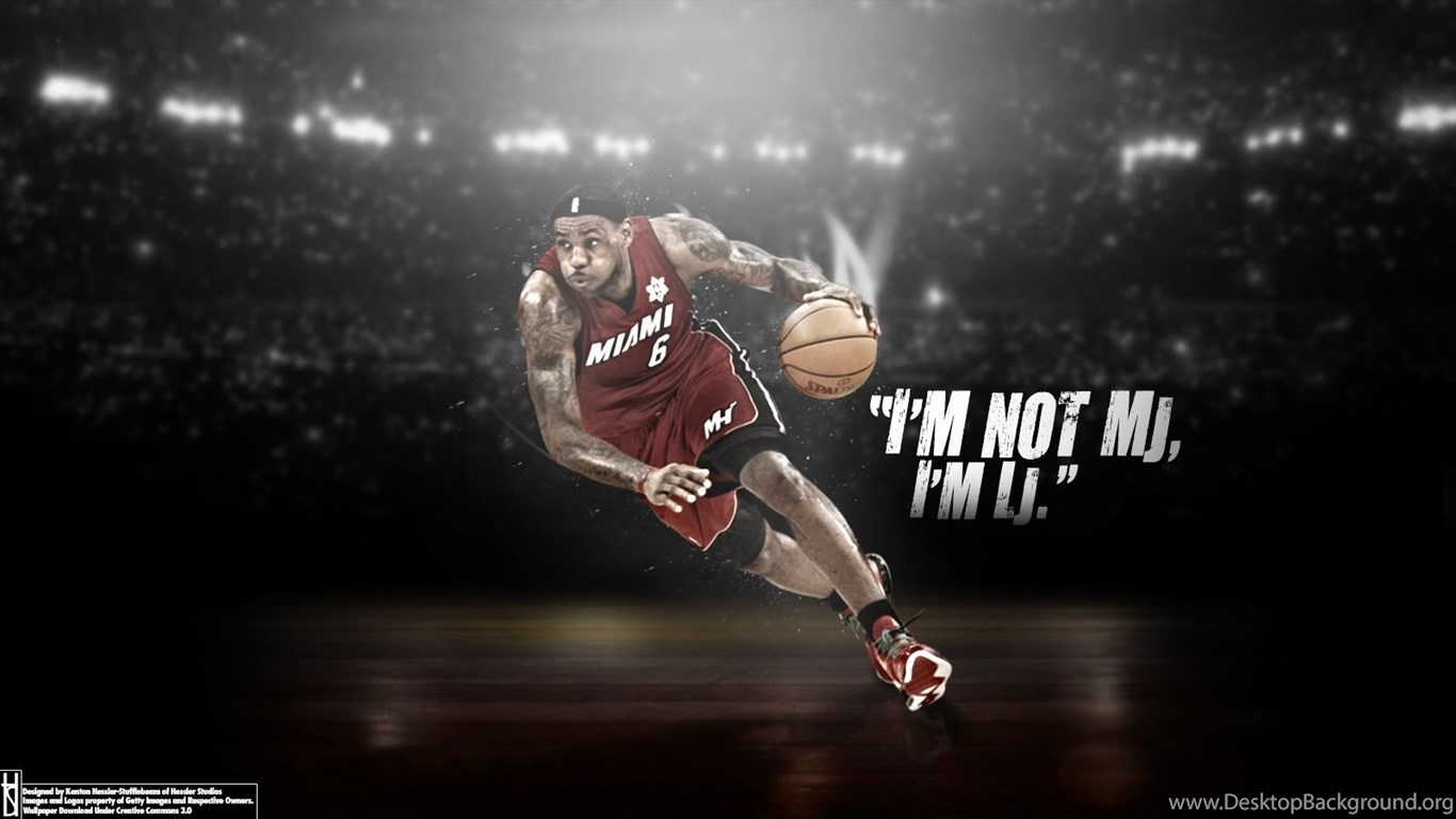 Lebron James Hd Wallpapers HD And Pictures Desktop Background