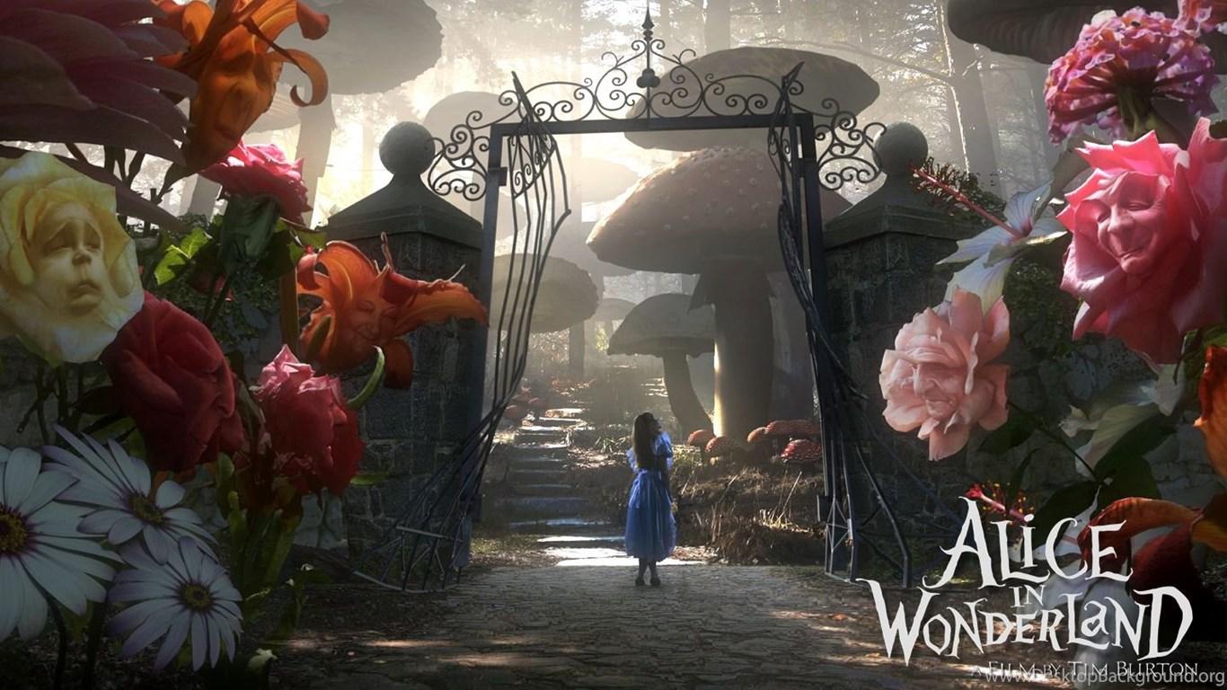 alice in wonderland hd wallpapers and backgrounds desktop