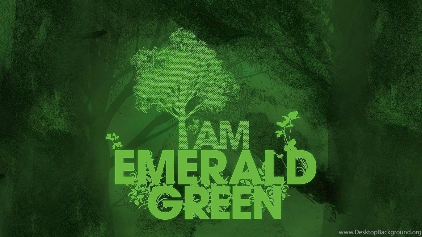 Wallpaper Emerald Green High Highres Interested Desktop
