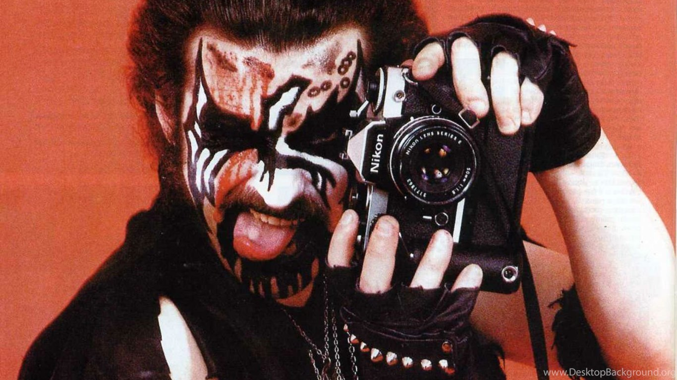 Mercyful Fate King Diamond Heavy Metal Dark Wallpapers Desktop