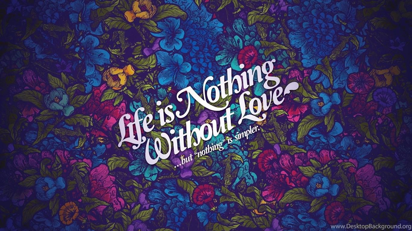 Desktop Wallpapers Inspiration Best Quotes Love Life Quotations
