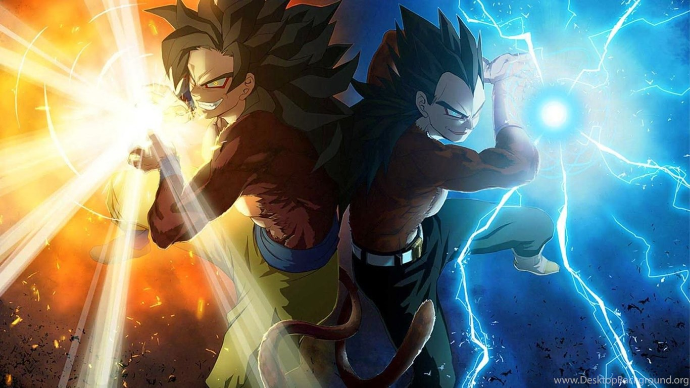 Dragon Ball Z Hd Wallpapers Desktop Background