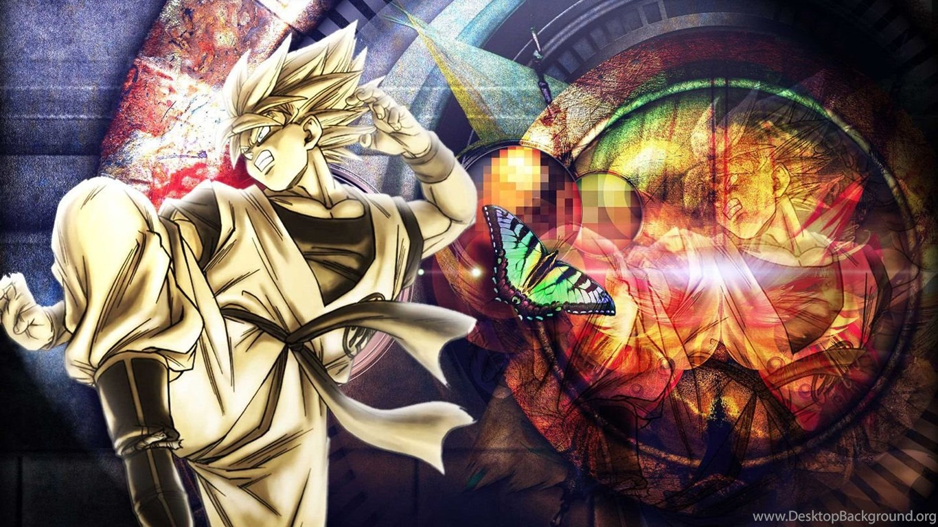 Backgrounds Dragon Ball Z Desktop Background