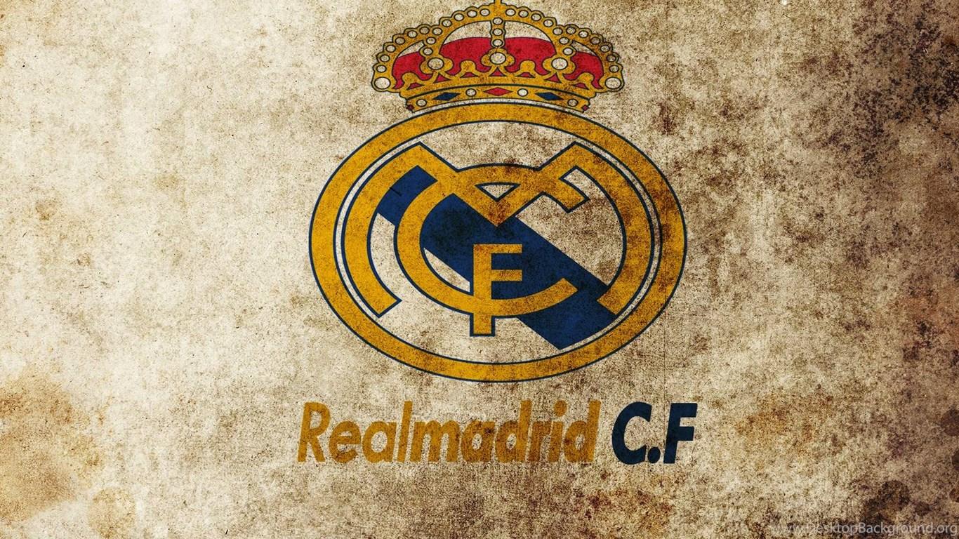 3d Logos Real Madrid Wallpapers Desktop Background