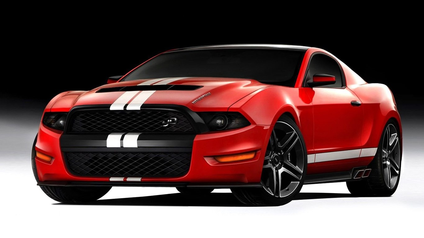 Cool Ford Mustang Sports Cars Wallpapers Hd Desktop Background - Popular sports cars