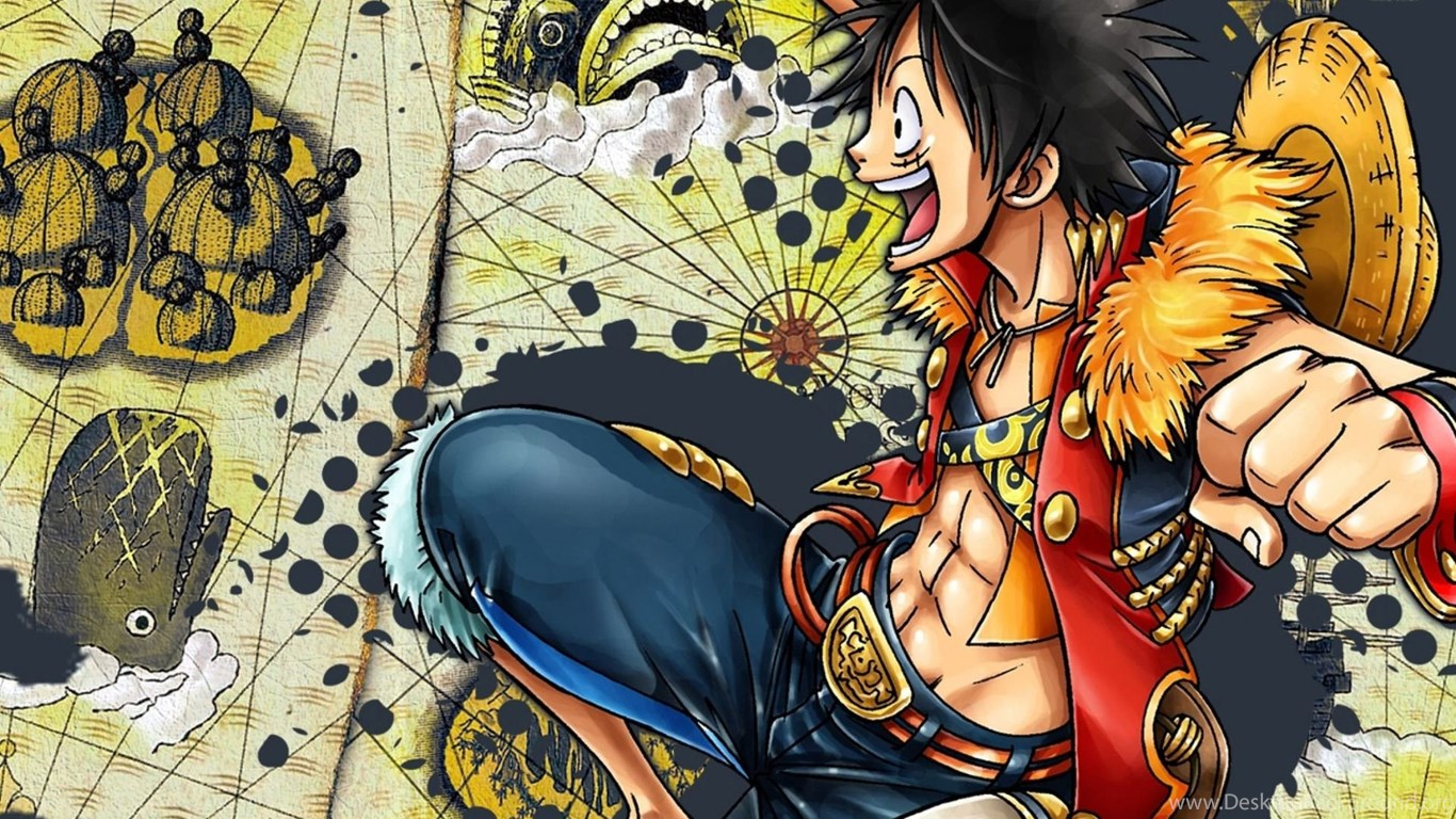 Luffy One Piece Wallpapers Anime Wallpapers Desktop Background