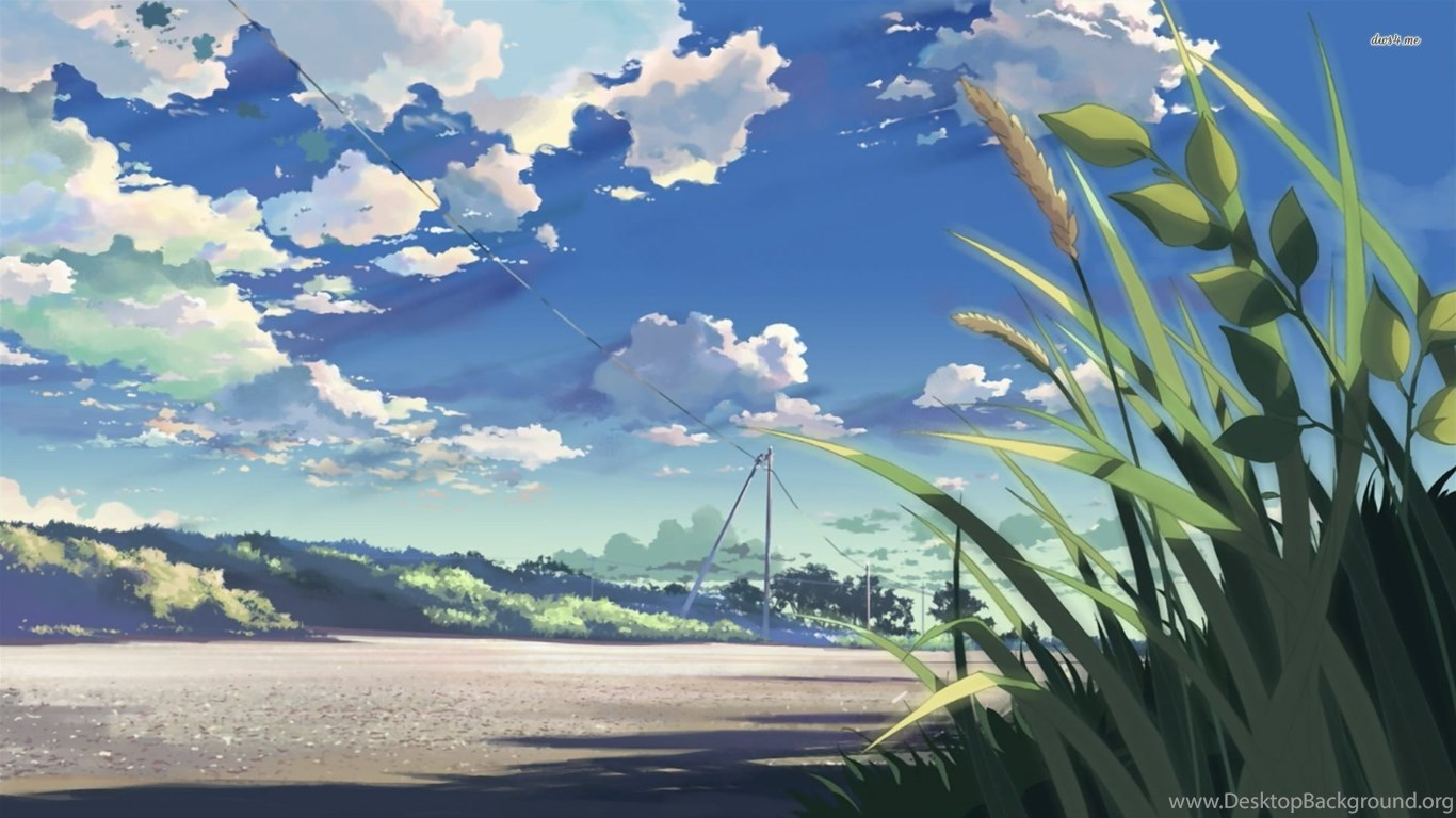 Centimeters Per Second Wallpapers Anime Wallpapers Desktop Background