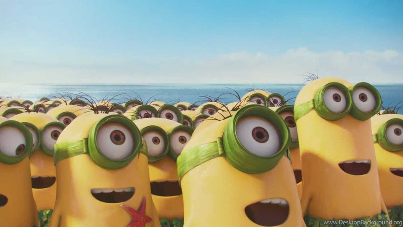 Minions Movie 2015 Hd Wallpapers Minion Film Wallpapers Desktop