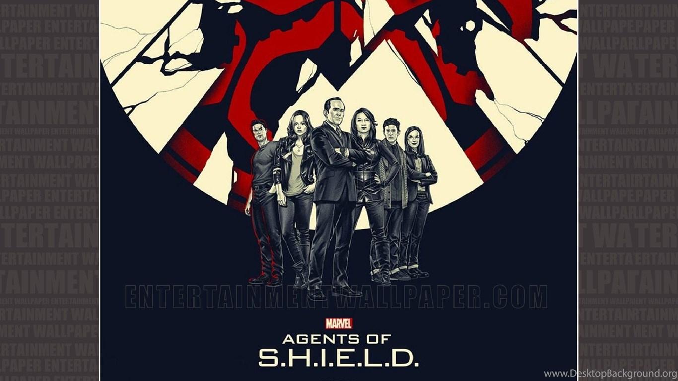 marvel's agents of s.h.i.e.l.d. wallpapers desktop background