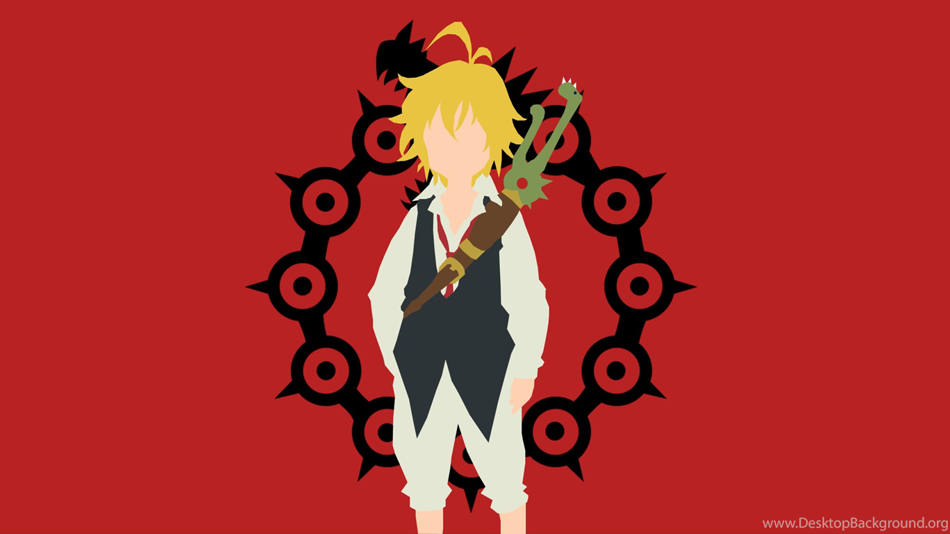Meliodas From Seven Deadly Sins By Reverendtundra On