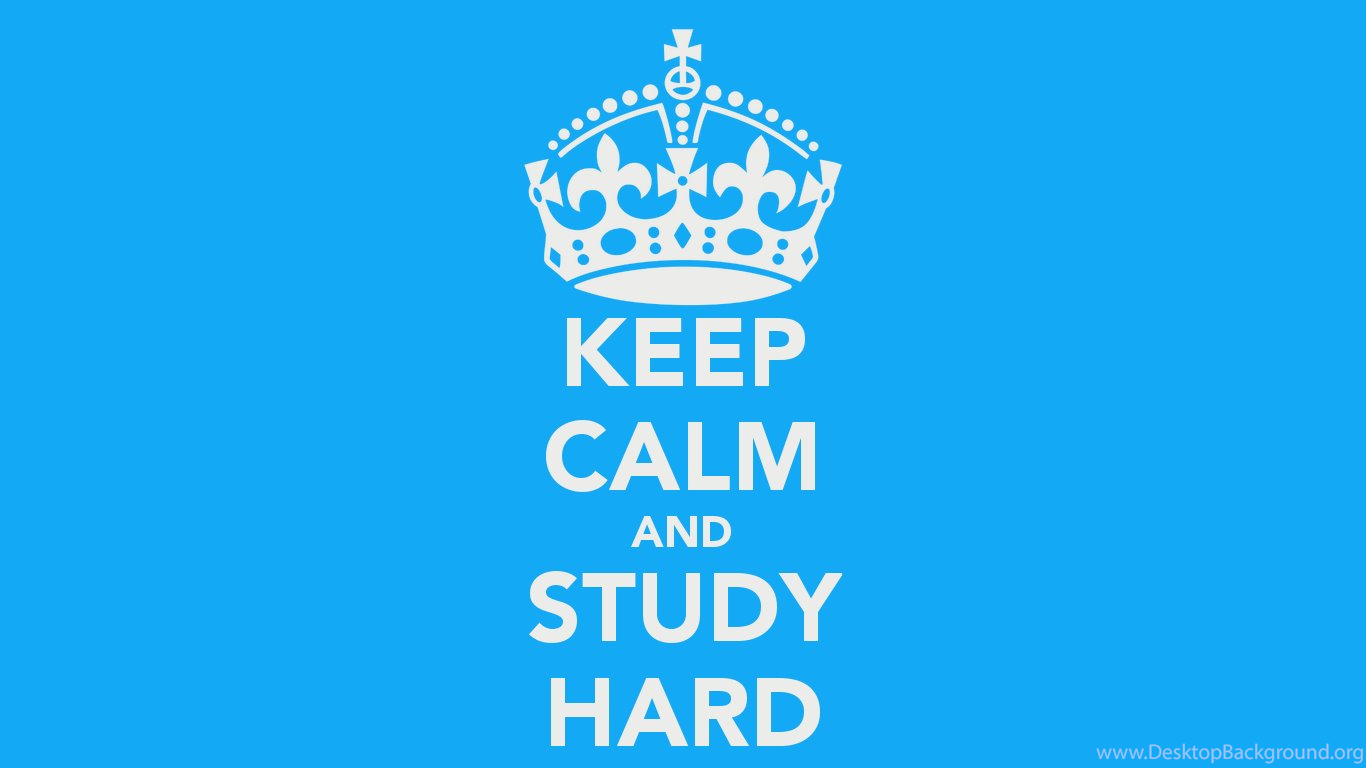 Wallpapers Keep Calm And Game On Carry Study Hard Image
