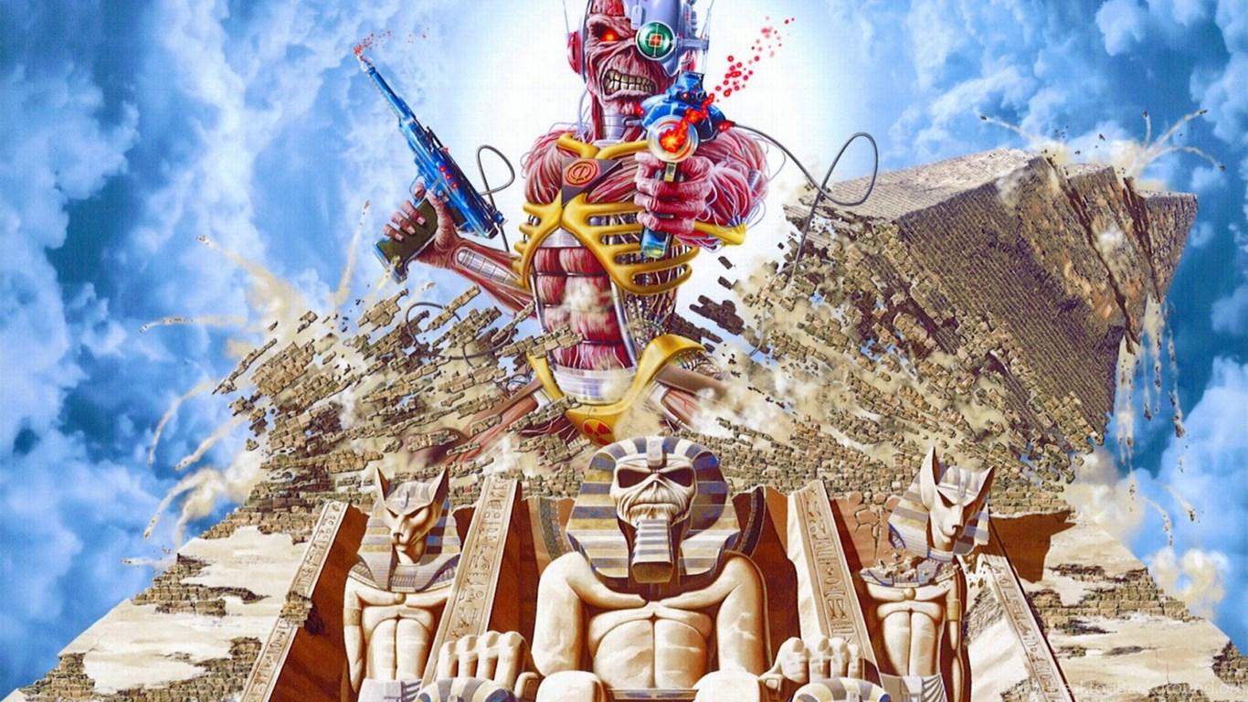 Free Wallpapers Art Iron Maiden